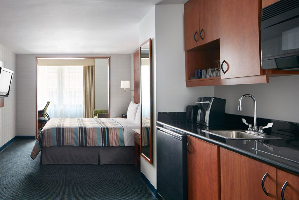 Extended Stay Central Loop Hotel